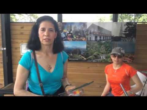 Pits Medellin Turistas de Bogota nos visita en el Pueblito Paisa