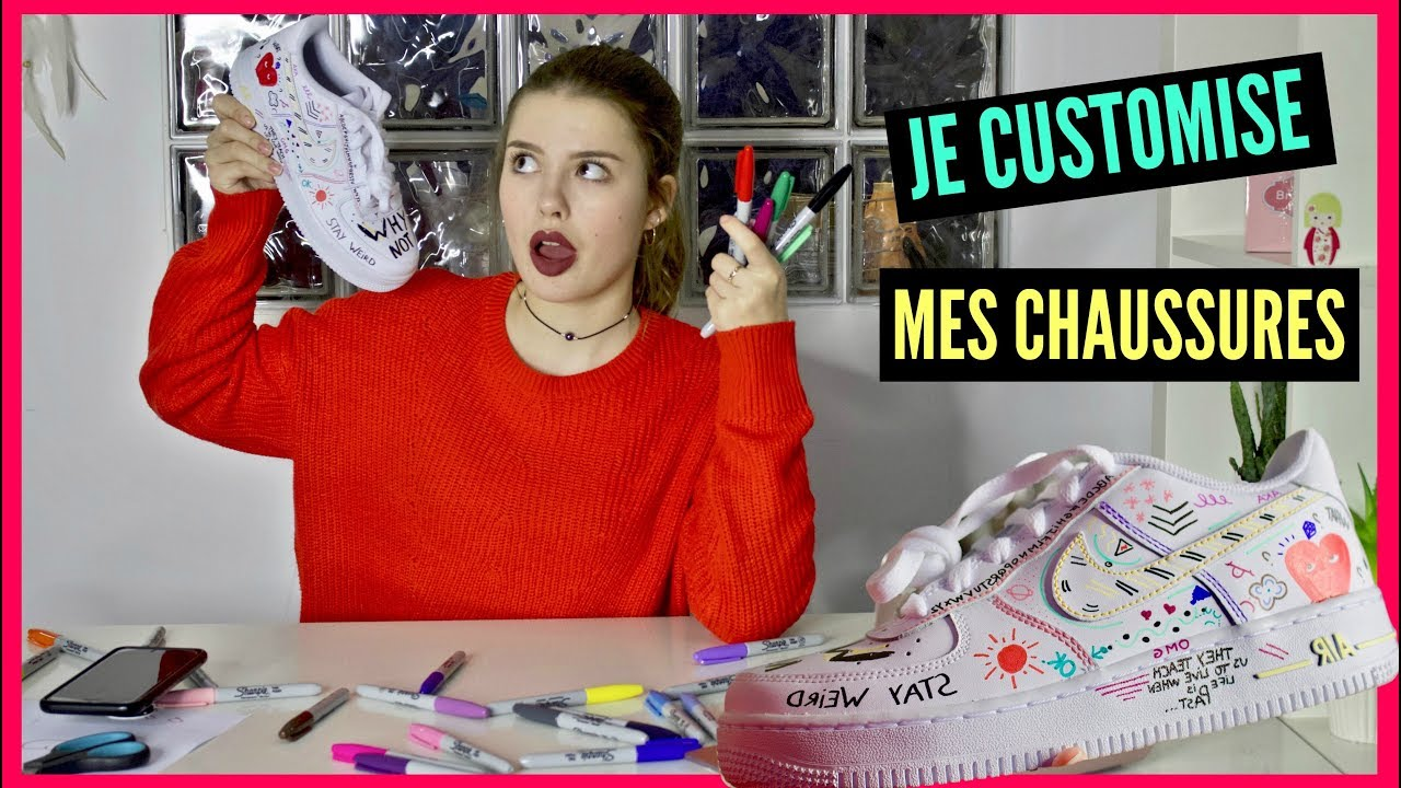 Mes Zozo Chaussures ArtisteJe Zozo Mes ArtisteJe Customise Mes Chaussures ArtisteJe Customise Zozo Customise DH2WE9I
