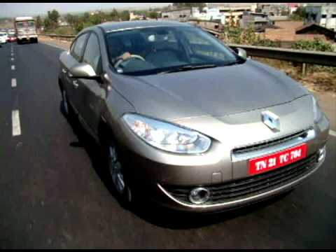 Renault Fluence Review : Aditya Chatterjee, CarTrade.com