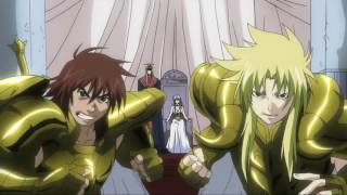 Saint Seiya The Lost Canvas AMV Official Trailer 2014 HD
