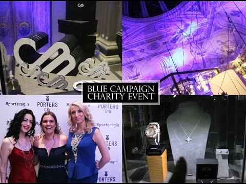 Blue Campaign Charity Event @ The Corinthian Club * Lola B Style Me