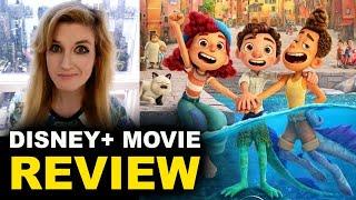 Pixar's Luca REVIEW