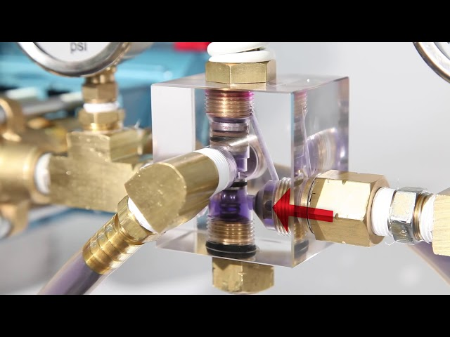Cat Pump Training Video Regulator vs Unloader Valve Product Comparison