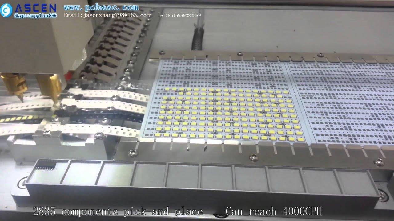 Smd 2835 Pick And Place Tm245P Desktop Smt Chip Mounter -1185