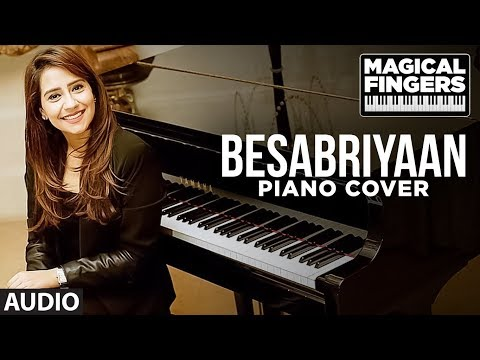 Besabriyaan Instrumental | M.S.Dhoni - The Untold Story | Magical Fingers 3 - Gurbani Bhatia