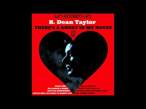 Ghost In My House | Enhanced Stereo | R. Dean Taylor