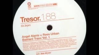 "Pair of Jacks [Angel Alanis & Rees Urban] - Bastard Traxx Vol.1 - ""Bastard"" - Tresor"