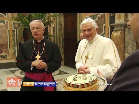 Pope Benedict Turns 91 - ENN 2018-04-19