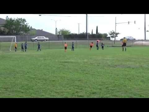 2015 BAYFA Chargers vs NFW Longhorns