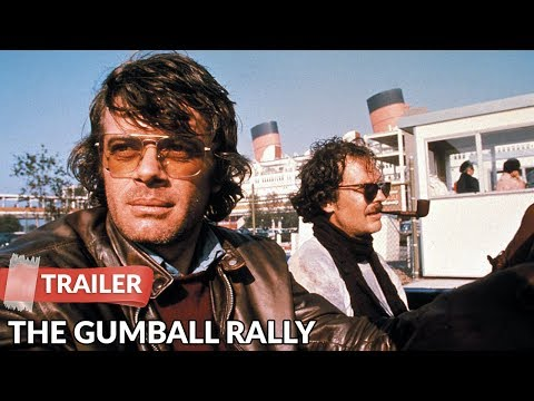 The Gumball Rally 1976   Michael Sarrazin
