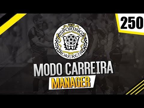 O Dia Que o Fan Calou o Camp Nou - Fifa 17 Carreira Manager EP250