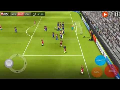 Mobile Soccer League MSL / Football League England / Android Gameplay FHD