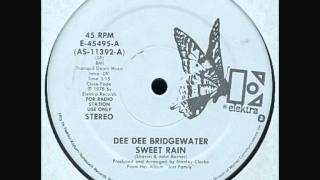"Dee bridgewater - sweet rain (12"" version)"
