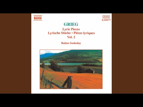 Lyric Pieces, Book 10, Op. 71: Efterklang (Remembrances) , Op. 71, No. 7