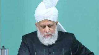 Eid Sermon : 17th November 2010 - Part 3 (Urdu)