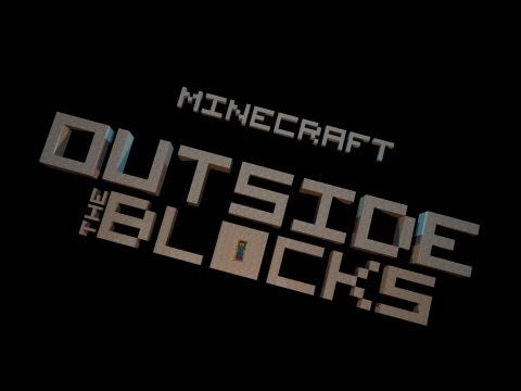 Minecraft - Outside The Blocks Episode 11: GODS OF CRAFTING! (Real Minecraft 2.0)