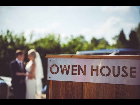Best Wedding Photographer & Film 2018: Owen House Wedding Barn | Keyhole Studios