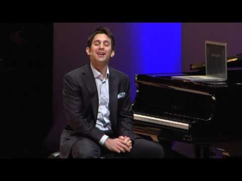 21st Century Piano Bar: Scott Bradlee at TEDxOrangeCoast