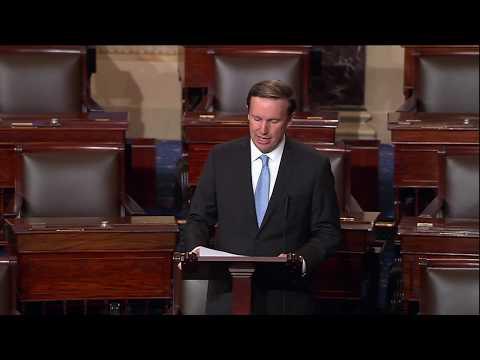 Senator Murphy Calls For Bipartisan Action on Humanitarian & Security Crisis in Yemen