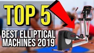 top-5-best-elliptical-machine-2019