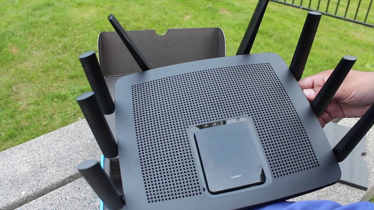 Review: Using the Linksys EA9500 to improve PC Gaming