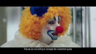 Treccani Clown Commercial - Spot Treccani Pagliaccio