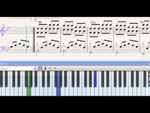 Tutorial Piano A Thousand Years  Christina Perri