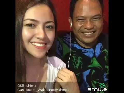Smule Shima & Wali Band (Duet) - Cari Jodoh