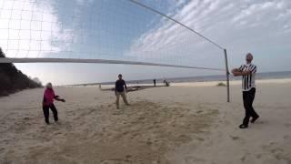 GoPro+Volleyball