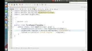 02.02. Spring Framework - Aspect Oriented Programming 2