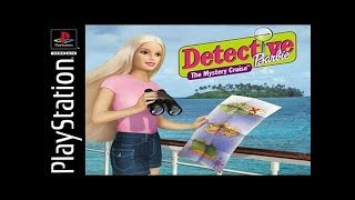 Let's Play Detective Barbie The Mystery Cruise Part 1