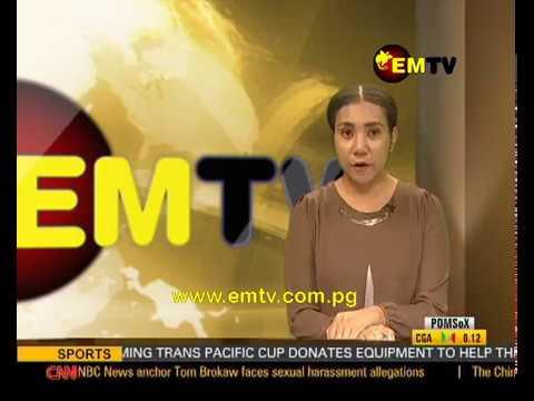 EMTV News – 27th April, 2018