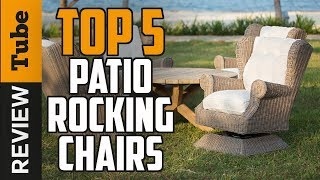 ✅Rocking Chair: Best Rocking Chair 2019 (Buying Guide)