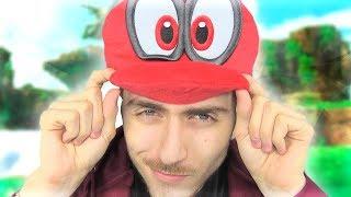 SORA ET LE CHAPEAU MAGIQUE ! - Mario Odyssey