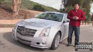 Cadillac CTS Sport Wagon 2010 Videos