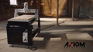 Axiom CNC 교육 영상