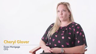Cheryl Glover Testimonial - CFO, Essex Mortgage