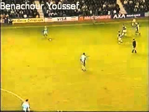 Youssef Chippo vs Burnley - FA Cup - Fourth Round - 1999/2000