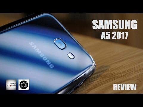 Samsung Galaxy A5 2017 Review (Greek)