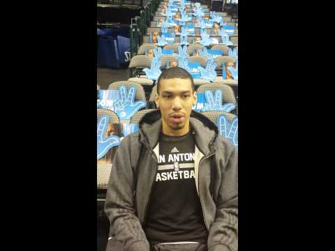 Full Danny Green interview