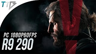 METAL GEAR SOLID V (PC MAXED OUT 1080P 60FPS!)
