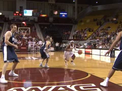 2009-10 TOP 10 PLAYS NM State Basketball