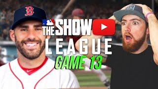 THE PLAYOFF PUSH! MLB The Show 18 League - Game 13