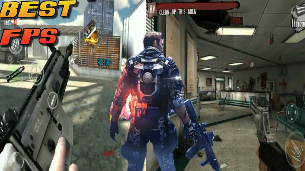 10 Must-Play Free Shooting Games for Android Users | Techi ...