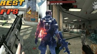 TOP 20 BEST FPS ANDROID GAMES 2016