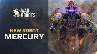 NEXT in WAR ROBOTS 🔥 - Mercury