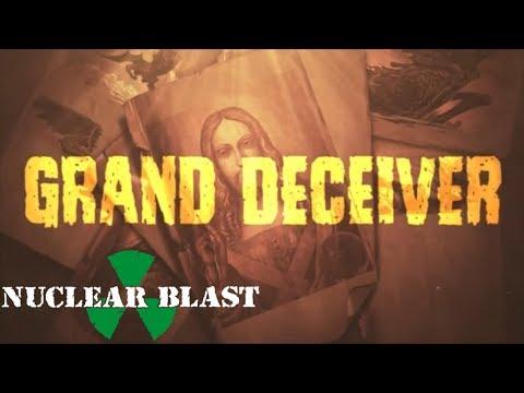 VADER - Grand Deceiver (OFFICIAL LYRIC VIDEO)