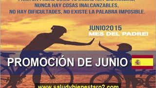 Promociones Synergy O2 Oxígeno Líquido España Junio 2015