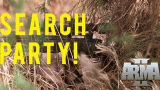 Search Party! - ArmA II Wasteland