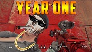 """Year One"" - A Rainbow Six Siege Montage"